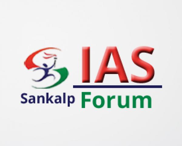 ias Sankalp Forum