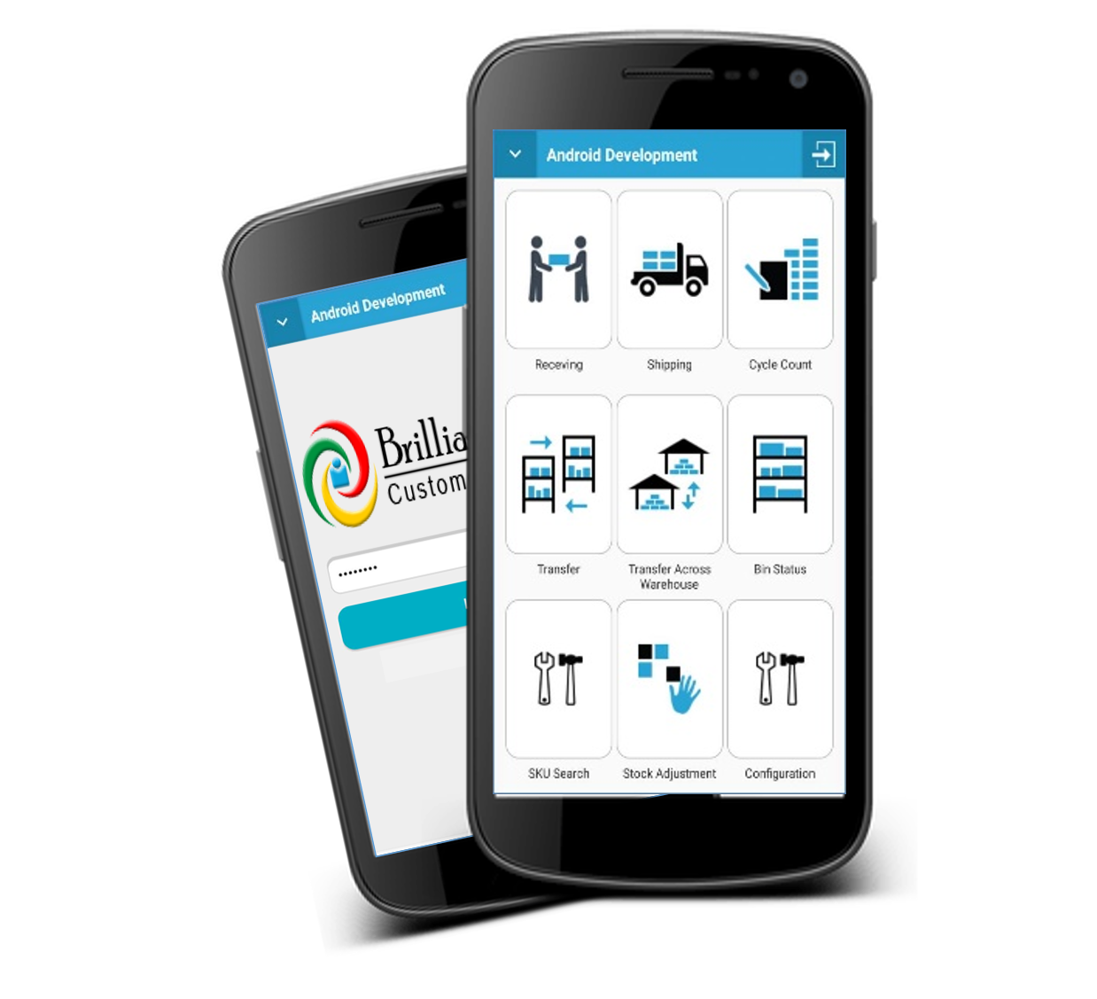 Warehouse Mobile App