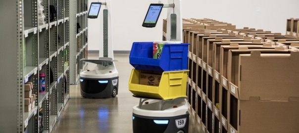 Warehouse Robots: Pros and Cons | BrilliantWMS